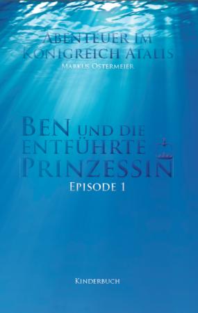 Ben-Buch 1 - Cover
