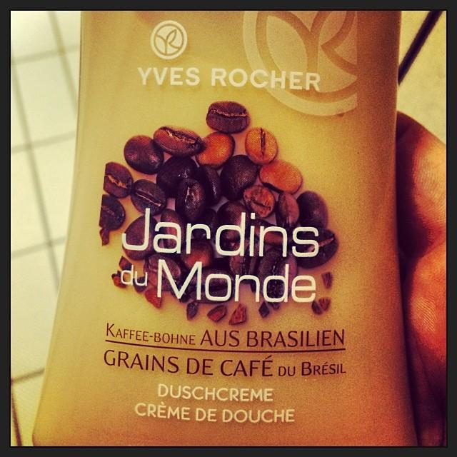 Instagram-Photo: Hmm, Coffee Duschgel