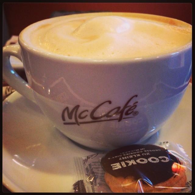 Instagram-Photo: Kaffeepause