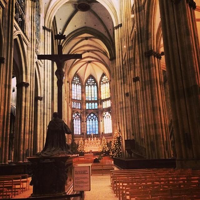 Instagram-Photo: Regensburger Dom