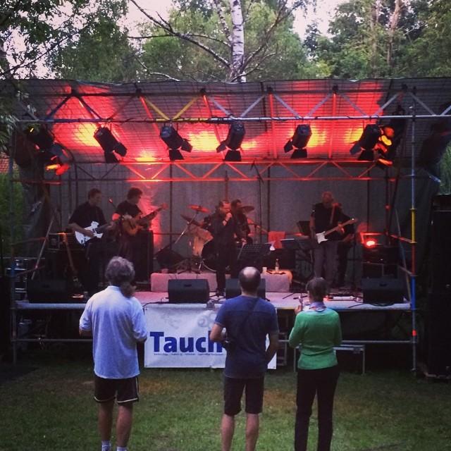 TSV Fest. soundcheck