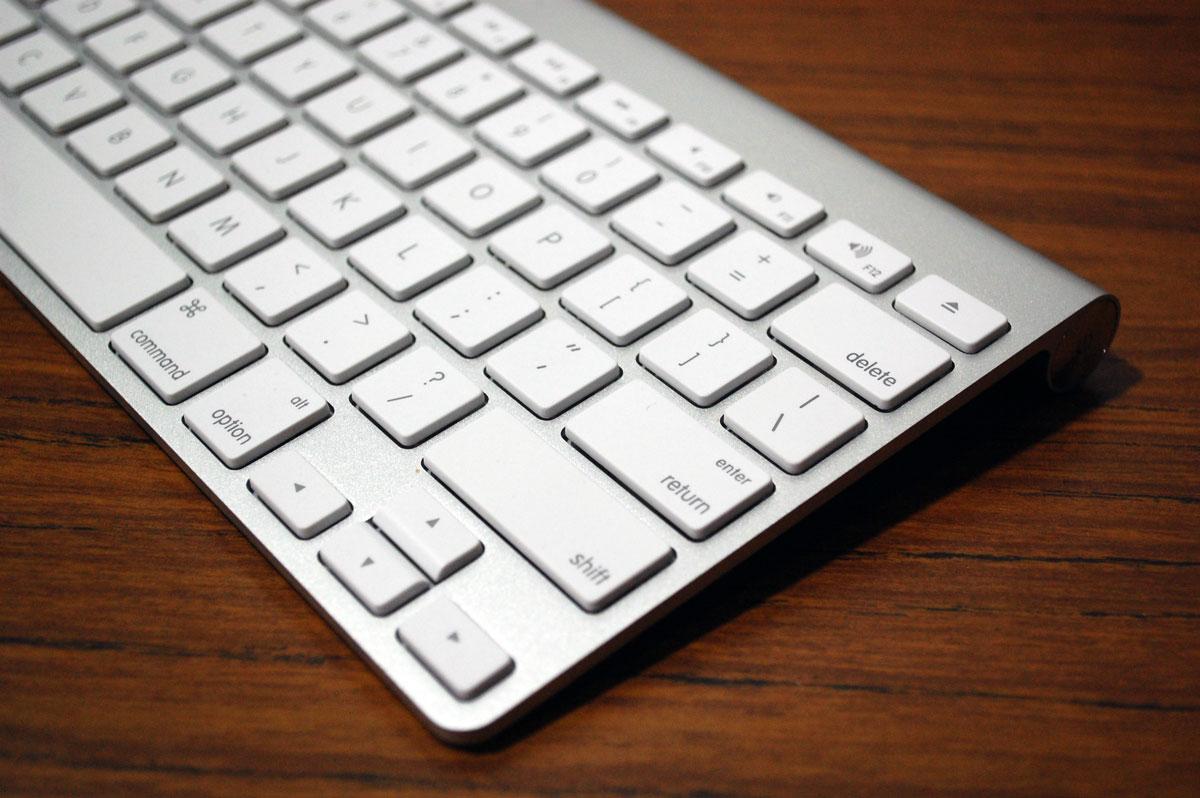 Gelöst) Alu-Tastatur am iMac geht nicht mehr - ostermeier.net