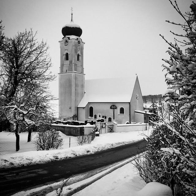 Winter in Obereulenbach