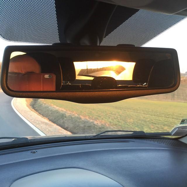 Strahlender Sonnenschein, -2 Grad