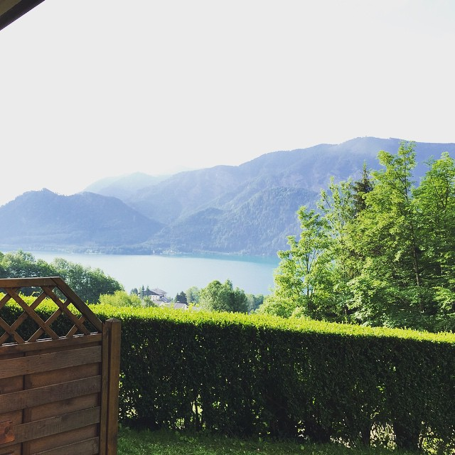 Attersee 2015, Pension Perner