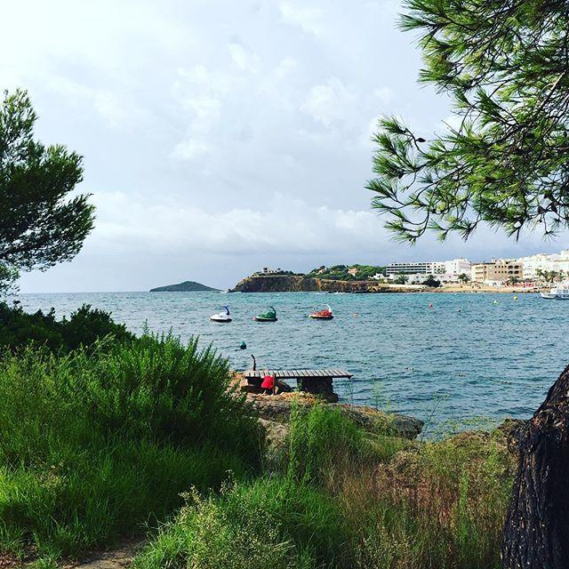 Ibiza Tag 1: Strand