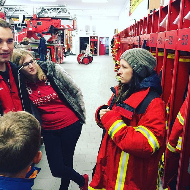 Feuerwehr-Jugendausflug 2015 bei der FF Langquaid