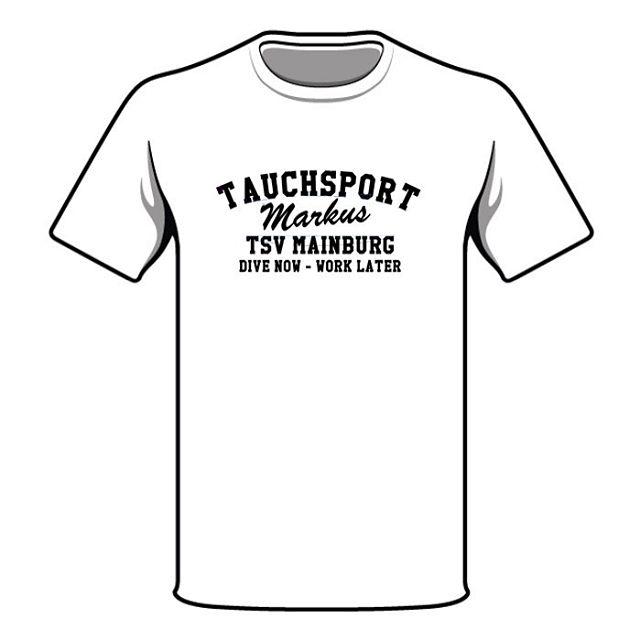 Neuer T-Shirt-Entwurf
