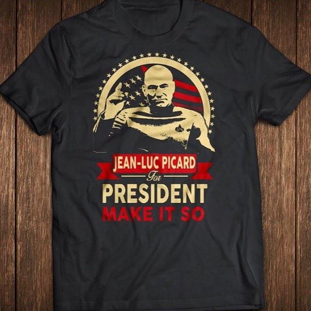 Wow. Tolles Shirt, mit dem richtigen Spruch.
