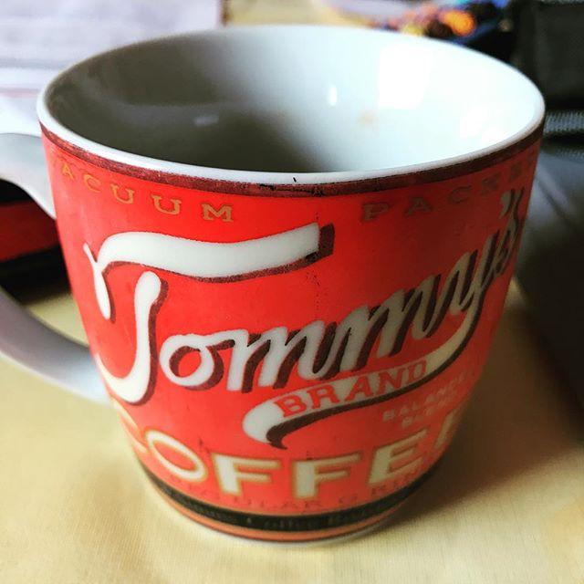 """Heute ist übrigens """"Tag des Kaffees"""""""