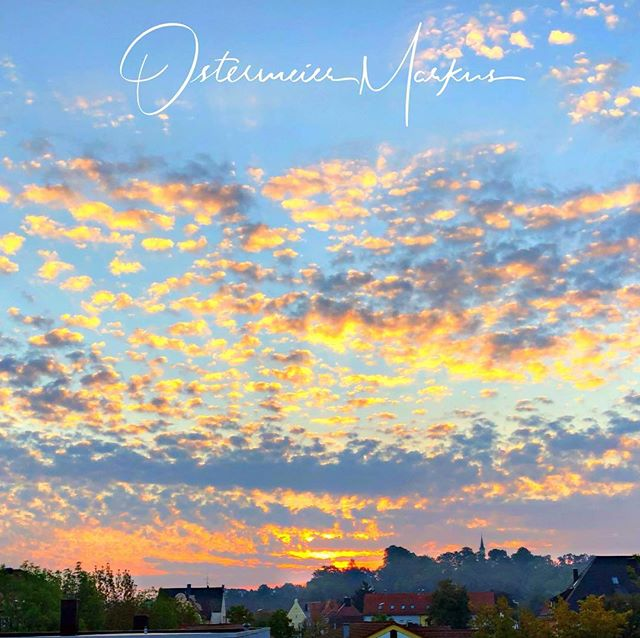 Himmel über Mainburg