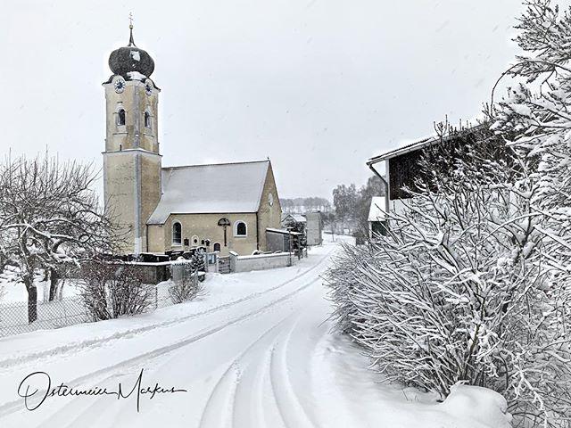 Obereulenbach und der Schnee