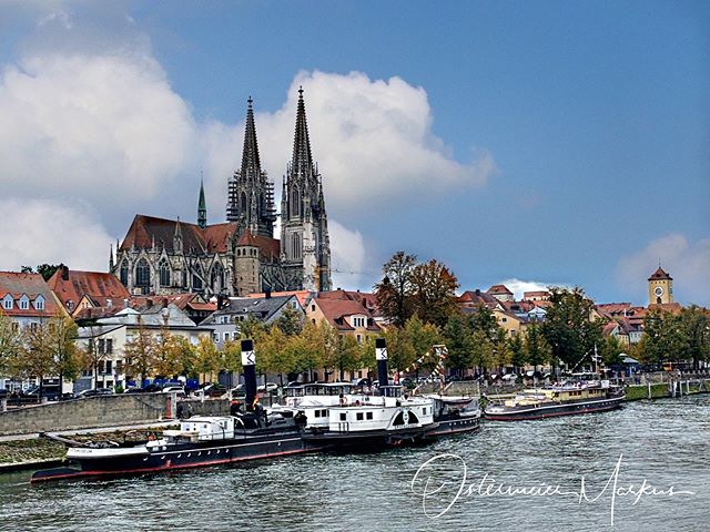 Kurzbesuch in Regensburg