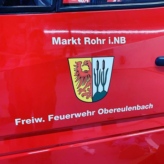 Neues TSF für die Feuerwehr Obereulenbach